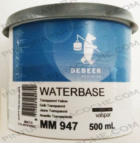 De Beer Waterbase MM 947 0,5L
